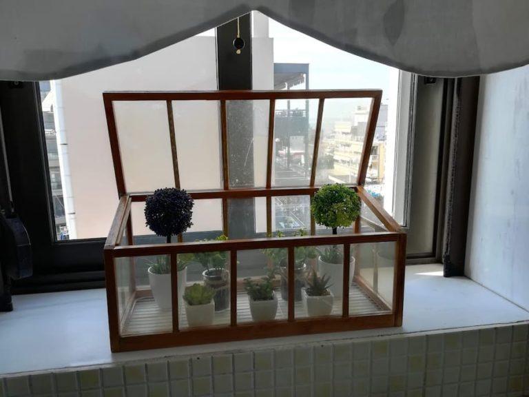 airbnb κουζινα λεπτ 1